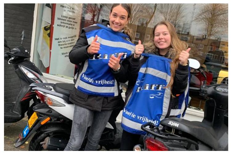 Scooterrijbewijs halen Breda